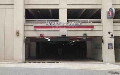 Mariner Garage | National Harbor Parking - Maryland