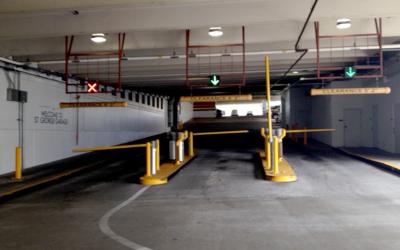 St George Parking Garage National Harbor Parking Maryland